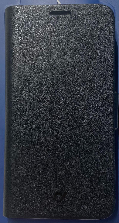 Cellular Line iPhone Xs/X Book Agenda Black