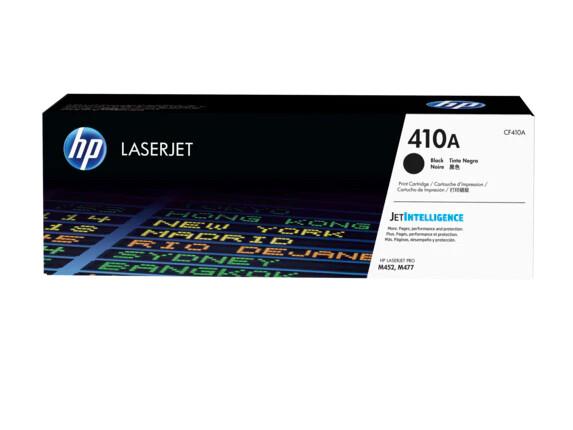 Inkt HP 410A Zwart
