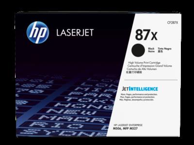 Inkt HP 87X Zwart  2-pack