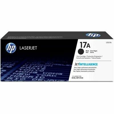 Inkt HP 17A Zwart