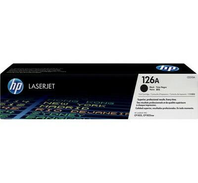 Inkt HP 126A Zwart