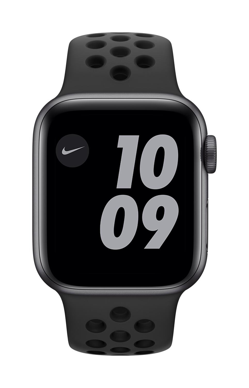 Apple Watch Nike Series 6 GPS, 44mm Space Grijs Aluminium Case
