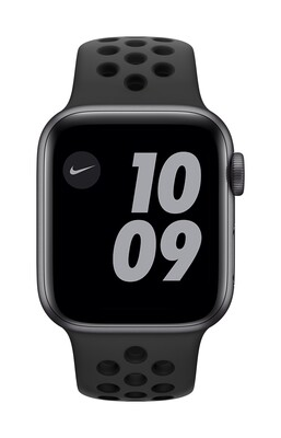 Apple Watch Nike Series 6 GPS, 44mm Space Grijs Aluminium Case