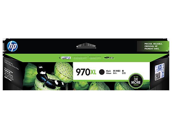 Inkt HP 970XL Zwart