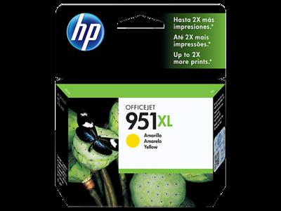 Inkt HP 951XL Geel
