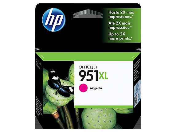 Inkt HP 951XL Magenta