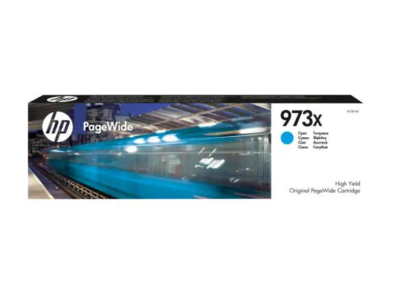 Inkt HP 973X Cyaan