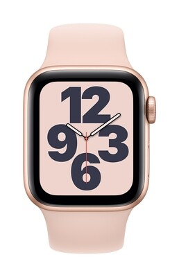 Apple Watch Series 6 GPS, 44mm Goud Aluminium Case