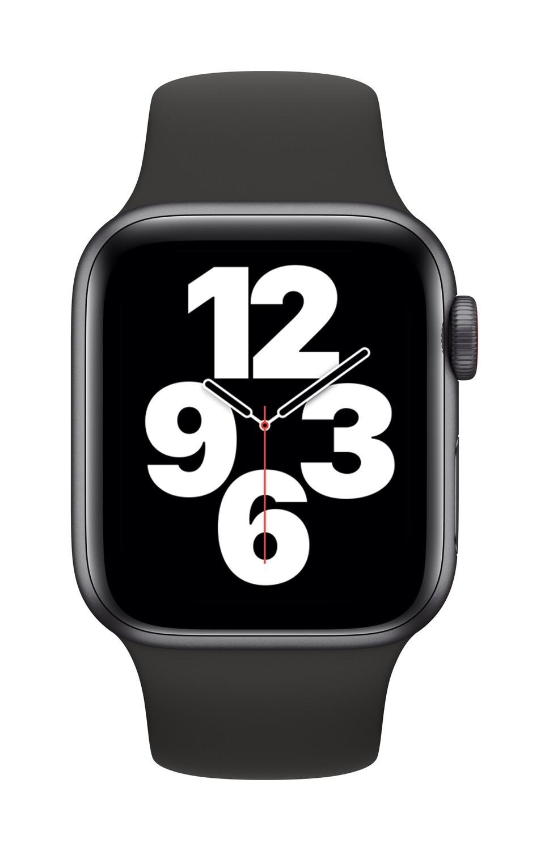Apple Watch Series 6 GPS, 44mm Space Grijs Aluminium Case