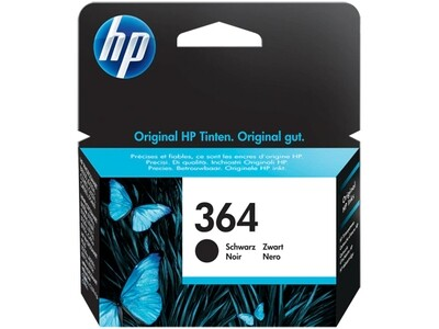 Inkt HP 364 Zwart