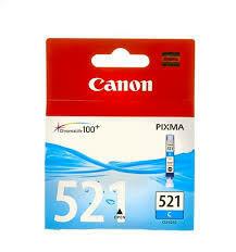 Inkt Canon CLI-521 C Cyaan
