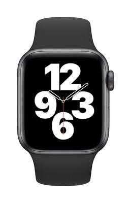Apple Watch SE GPS, 44mm Space Grijs Aluminium Case