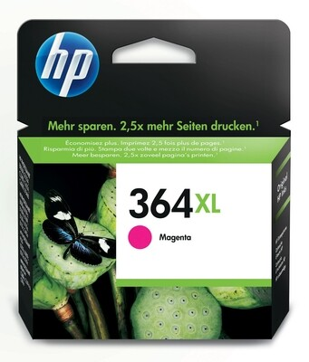 Inkt HP 364XL Magenta