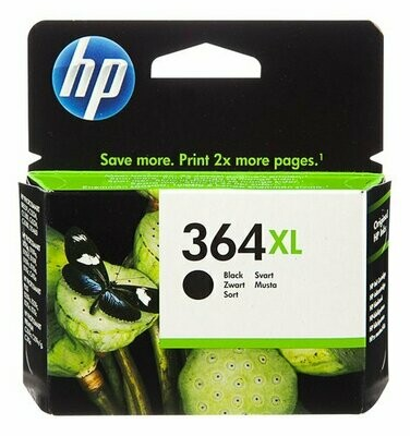 Inkt HP 364XL Zwart