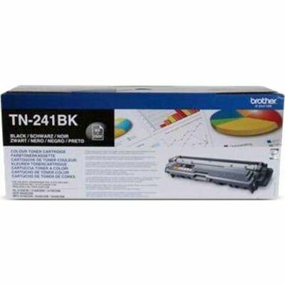 Inkt Brother TN-241BK Zwart