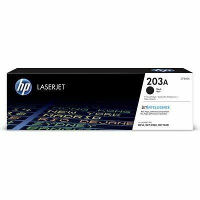 Inkt HP 203A Zwart