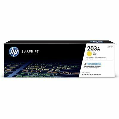 Inkt HP 203A Geel