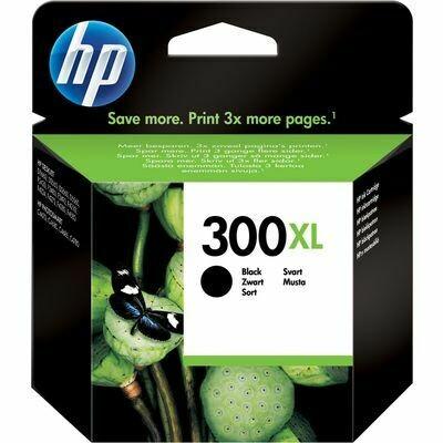 Inkt HP 300XL Zwart