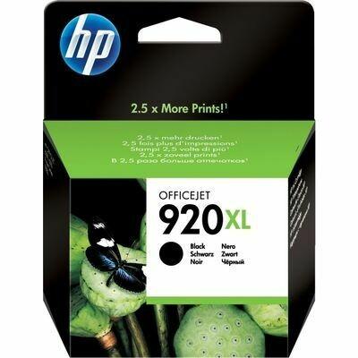 Inkt HP 920XL Zwart