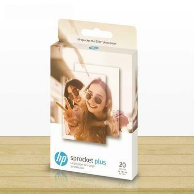 Papier HP Sprocket Plus Photo