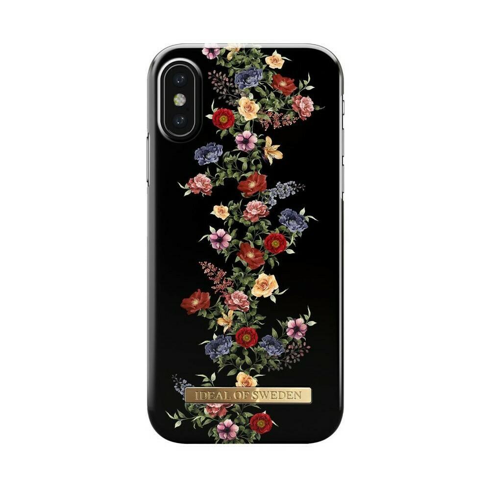 Fashion Back Case Dark Floral iPhone XI Pro Max