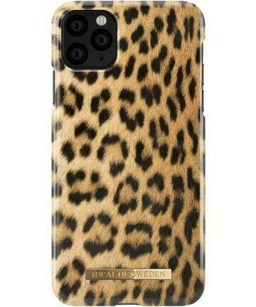 iDeal of Sweden iPhone 11 Pro Fashion Back Case Wild Leopard