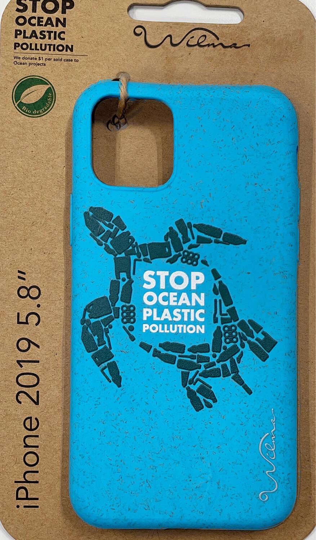 Wilma Eco iPhone11 Pro Ocean Turtle