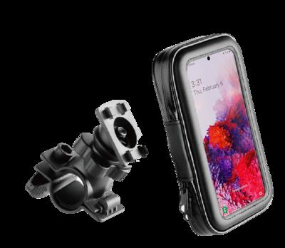 BeHello Telefoon Fietshouder - Waterdicht - Max 6.7