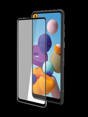 BeHello Samsung Galaxy A21s Screenprotector High Impact Glas