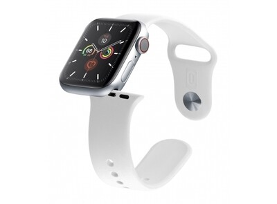 Cellularline - Apple watch 42/44 mm wit