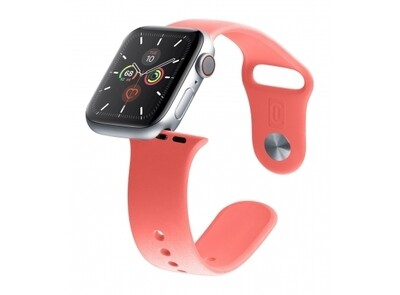 Cellularline - Apple watch 42/44 mm oranje