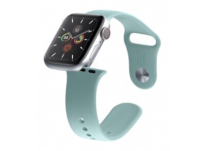 Cellularline - Apple watch 42/44 mm groen
