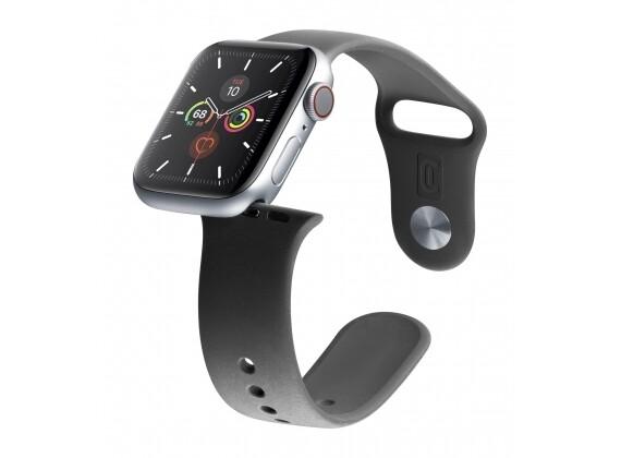 Cellularline - Apple watch 42/44 mm zwart