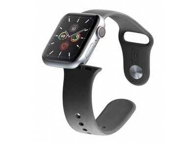 Cellularline - Apple watch 42/44 mm zwart