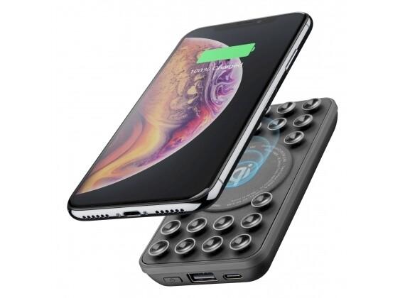 Powerbank Cellular Line Freepower octopus 5000mAh zwart