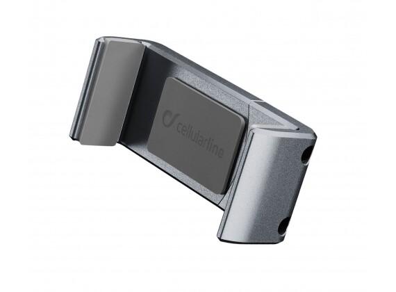 Houder Cellular Line Autohouder Handy Pro Metallic Grijs