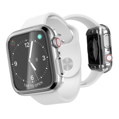 Apple Watch 44m Defense 360X Cover Transparent