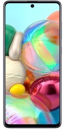 Smartphone Samsung Galaxy A71 Black 128GB
