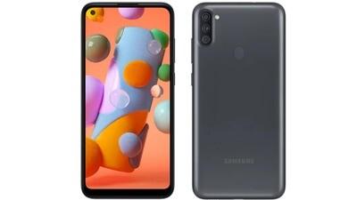 Samsung A12 Zwart