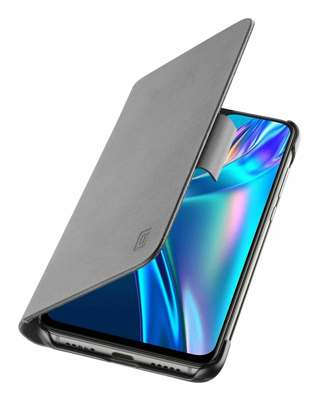 Samsung Galaxy A12 hoesje book, zwart