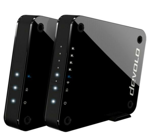 Devolo Wifi Bridge Gigagate Starter Kit