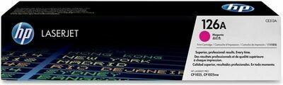 Inkt HP 126A Magenta