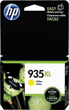 Inkt HP 935XL Geel