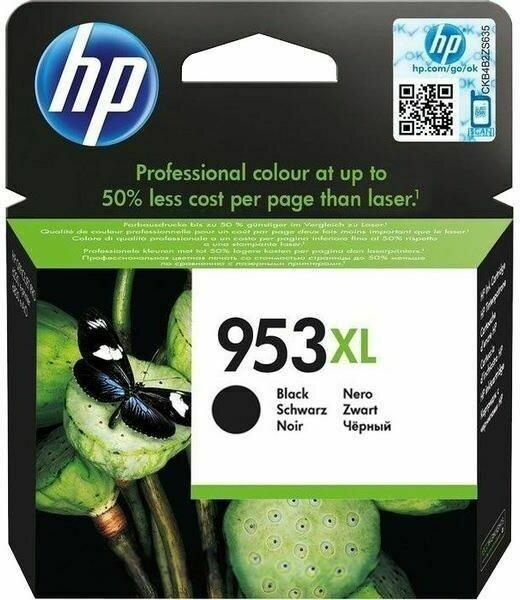 Inkt HP 953XL Zwart