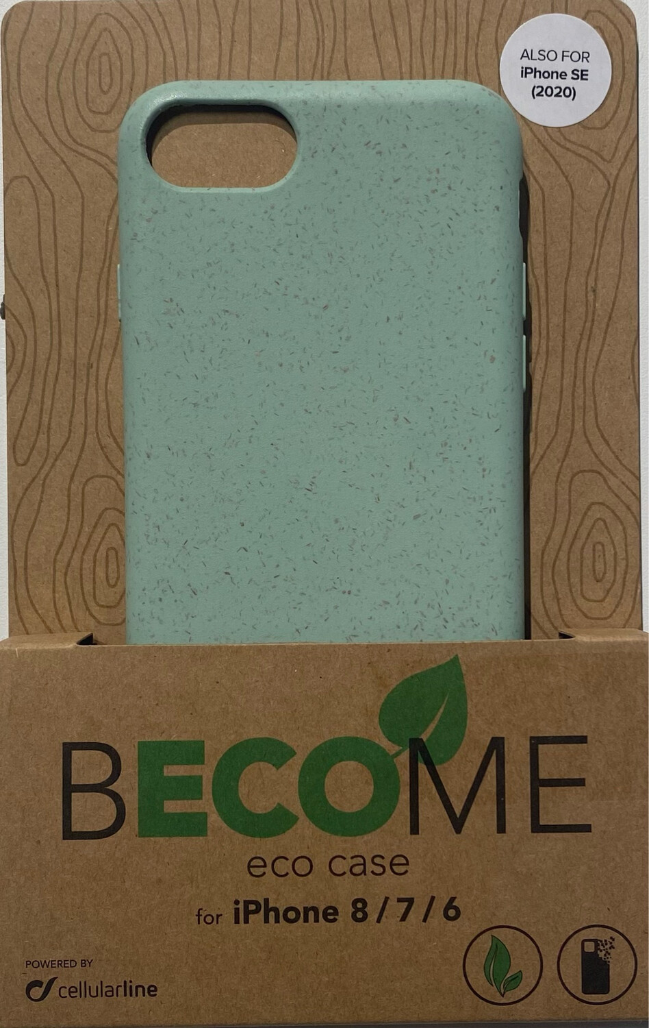 Cellular Line iPhone 7/8/SE2020 Become Case Green