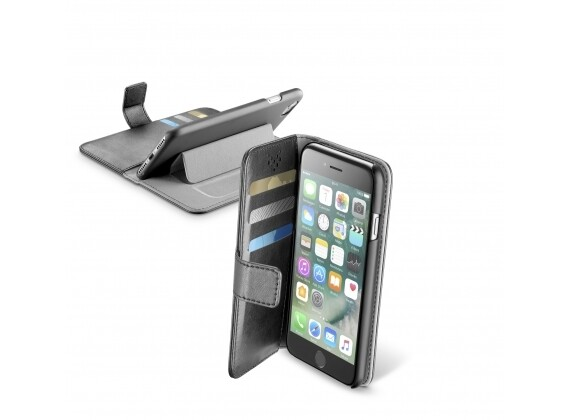 Cellular Line iPhone 7/8/SE2020 Book Agenda Black