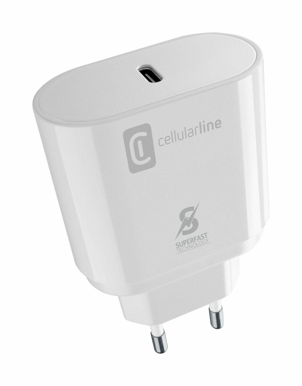 Cellularline - Reislader USB-C 25W