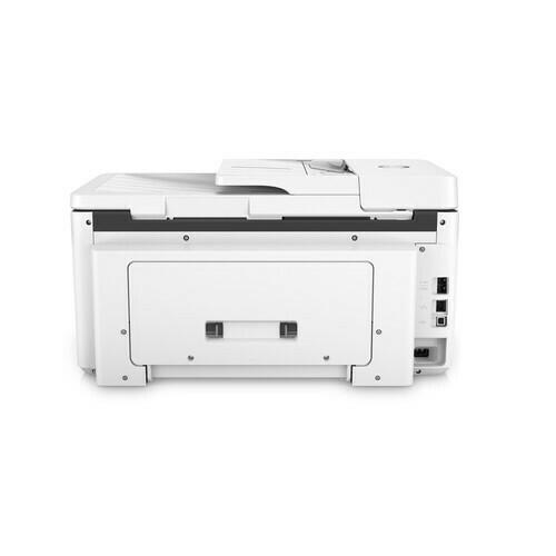 HP Officejet Pro 7720 AIO Printer