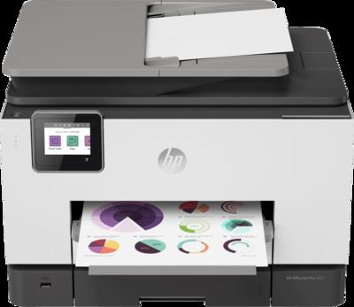 Printer HP OfficeJet Pro 9022