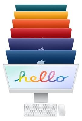 iMac 24'' (model 2021)